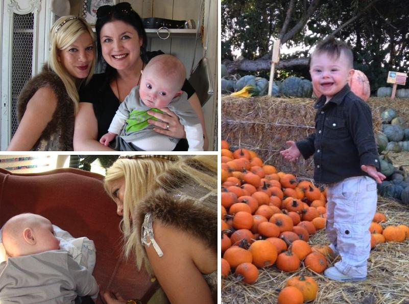 Lisa Blake & Tori collage