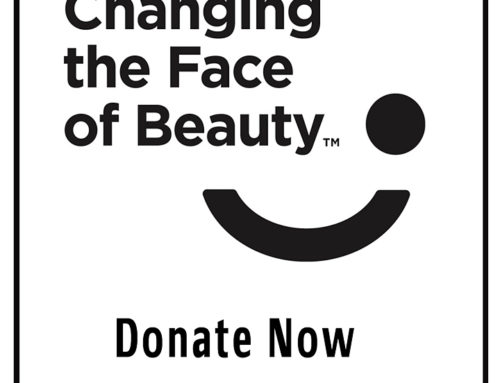 "a new chapter in ""Changing the Face of Beauty"""
